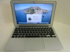 Apple MacBook Air 7,1 Core i5 1.6GHz 128GB SSD 11-inch Early 2015 macOS Loaded