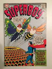 SUPERBOY #127 DC Comics 1966 FN- Lana Lang as Insect Queen Silver Age DC