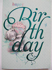 Me to You Tatty TED trasporta il compleanno cup cake LOVELY COMPLEANNO greeting card