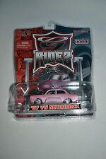 MAISTO G RIDEZ  ' 67 VW NOTCHBACK PINK VHTF !!