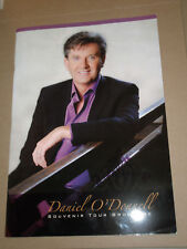 Daniel O'Donnell Souvenir Tour Brochure Poster M. Duff