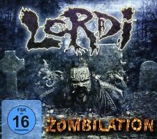 Zombilation: The Greatest Cuts by Lordi (Finland) (CD, Feb-2009, 3 Discs, Sony Music)