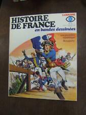 HISTOIRE DE FRANCE EN BD 16 / BONAPARTE/ UNE PREMIERE REPUBLIQUE  ../ SIO.....
