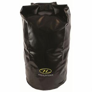 29 LTR DRY BAG Large tri-laminate tough survival pack waterproof sack SAS Black