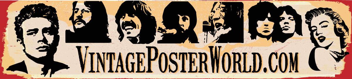 VintagePosterWorld