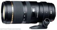 Tamron Nikon F Manual Focus Telephoto Camera Lenses