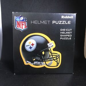 Pittsburgh Steelers Riddell NFL Helmet Puzzle 100 Pieces - New, Unopened
