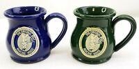 Deneen Pottery The Original Pancake House Minnesota Coffee Mugs 2012 Set Of 2