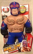 "2012 NEW WWE MATTEL ""REY MYSTERIO - BRAWLIN' BUDDIES"" WRESTLING [MIB]"