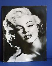 Very Rare Original Vintage Marylin Monroe Photograph Gelatin Print