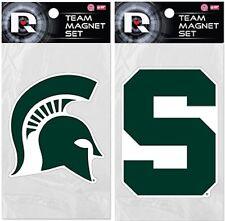 Michigan State University (MSU) Team Magnet Set (set of 2)