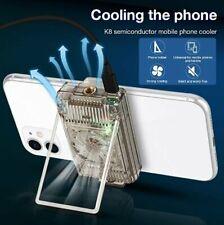 CellPhone Cooler Game Cooling Fan Tablet Controller Heat Sink Portable Radiator