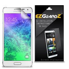 3X EZguardz LCD Screen Protector Skin HD 3X For Samsung Galaxy Alpha (Clear)