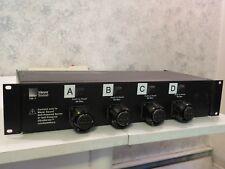 Meyer Sound VIM-4 Veam distro power, audio and data