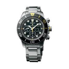 Relojes de pulsera Seiko Prospex de acero inoxidable para hombre