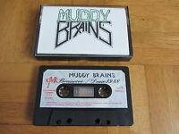 MUDDY BRAINS Braincore RARE original 1988 DEMO Cassette Tape
