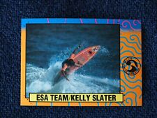 Kelly Slater Trading Card from Astrodeck along with other famous surfing icons!