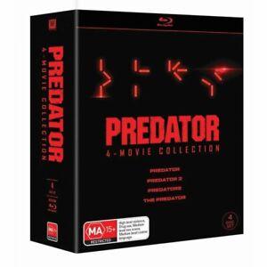 Predator - 4 Movie Collection Blu-ray Box Set