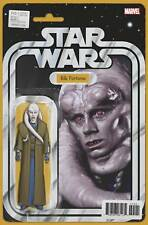 Star Wars #45 Christopher Action Figure Variant Marvel Nm