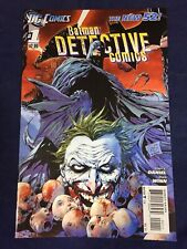 BATMAN DETECTIVE COMICS 1, 2011. The New 52