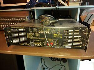 Yamaha P3500 Professional PA Power Amplifier, 1000 Watt