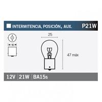 Glühlampe Glühbirne Lampe Leuchtmittel OSRAM 7506 P21W 1 Stück