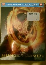 Hunger Games Mocking Jay future shop steelbook brand new and sealed