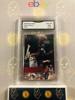 2007 Upper Deck Lebron James #192 - 10 GEM MT GMA Graded Cavs Basketball Card