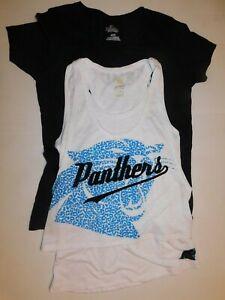 Carolina Panthers Juniors Shirt Medium NFL Team Apparel