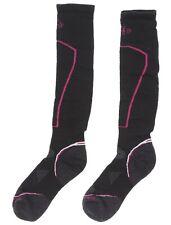 Smartwool Womens Black PhD Ski Medium Socks 0514 Size L