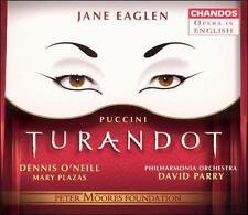 Turandot (Chandos Opera in English), New Music