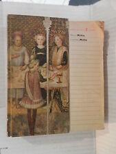 LIBRO DI CASA 1963 Domus cucina manuale corso agenda rubrica per