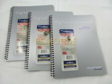 3-Pack Mead Cambridge Limited Notebook for IO Personal Digital Pen (MEA06398) (p