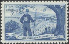 USA 1953 Farmer/Farming/Farm/Wheat/Crops/Food/Business/Commerce 1v (n44976)