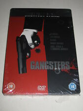 Greatest Ever Gangsters Collection - Steelbook - 5 DVDs - New & Sealed