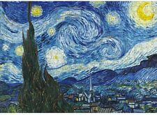 Starry Night Adults Kids Jigsaw Puzzle Assembling Educational Games 1000 Piece