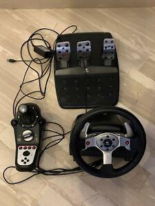 Vendesi in Videogiochi Volante, Cambio, Pedaliera Logitech G25