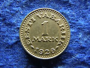 ESTONIA 1 MARK 1926, KM5