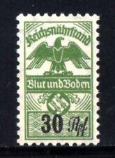 E493-GERMAN EMPIRE-Third reich.WWII.NAZI Stamp Revenue stamp REICH FOOD.MNH**