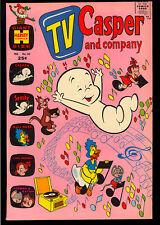 TV Casper and Company #30 High Grade Harvey File Copy Giant 1971 VF