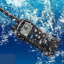 ICOM IC-M73 EURO - Marine VHF Handheld - Waterproof - 6W - Professional