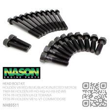 NASON HEAD BOLT KIT 253-308 V8 MOTOR [HOLDEN LH-LX TORANA A9X SLR5000 L34 SS]