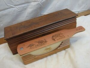 2011 Donegal Trout Unlimited Turkey Caller with Wood Box Game Call 1 of 3