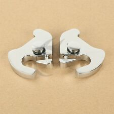 Sissy Bar Luggage Rack Latch Clip Kit For Harley Touring Softail Sportster New