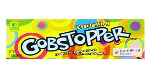 Nestle Everlasting Gobstoppers 50.1g Box Retro Sweets American Candy - New