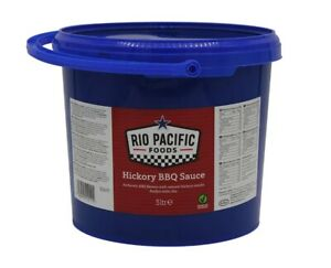Hickory Barbecue Sauce BBQ Sauce 5 litres Tub