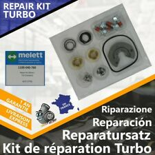 Repair Kit Turbo réparation Iveco Truck 17L2 17.2 8280.42.350 454007 TO4E31