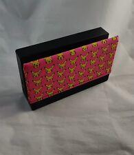 Nintendo Pokemon Switch Dock Cover - Dock Sock- Screen Protector - Pink Pikachu