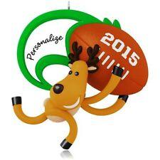 Hallmark Ornament 2015 Football Star
