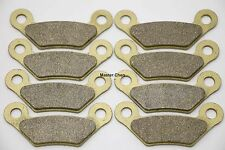 Front Rear Brake Pads For John Deere Gator HPX 4x4 4x2 2004-2011